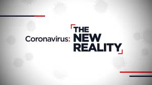 Coronavirus: The New Reality May 31