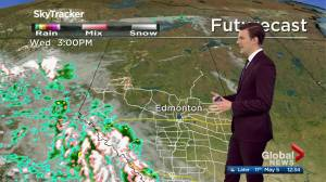 Edmonton afternoon weather forecast: Tuesday, May 5, 2020