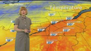 Global News Morning weather forecast: July 16, 2021 (01:59)