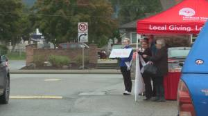 United Way SIBC Vernon drive-thru breaks fundraising record