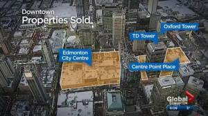 Several major downtown Edmonton properties sold