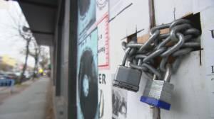 CFIB Report: 25,000 B.C. small businesses consider shutting down (01:50)