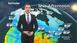 Saskatchewan weather outlook: Jan. 9