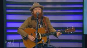 Spencer Burton performs 'The Mountain Man'
