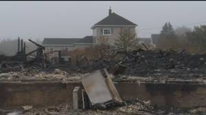 Fire destroys Nova Scotia lobster pound used by Mi'kmaq fishers