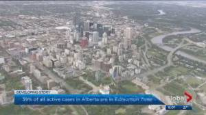 Alberta sees more younger people test positive for COVID-19