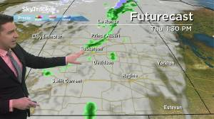 Downturn coming: April 7 Saskatchewan weather outlook (02:33)