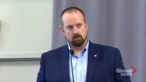 NSTU president slams premier's return-to-school plan