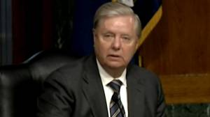 'Shooting somebody should be like the last resort': Sen. Graham on use of force in U.S. policing