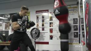 Curve Lake boxer ready for 4th pro fight on Saturday