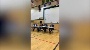 Liberal candidate in B.C. says he is pro-life during candidates' debate