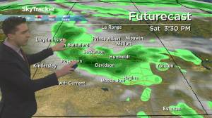 Weekend cool down in store: Sept. 25 Saskatchewan weather outlook