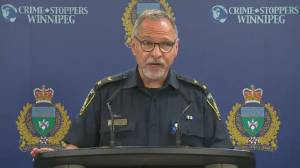 Winnipeg police say 1 arrest made of suspect allegedly linked to 14 separate arsons