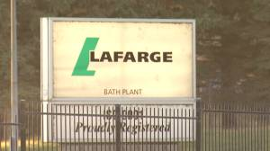 """Lafarge Cement Plant takes responsibility for """"mystery dust"""" in Bath"""