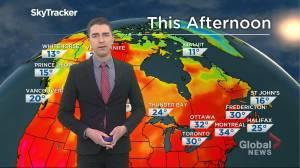 Saskatchewan weather outlook: June 22