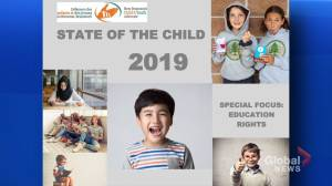 N.B. child and youth advocate releases 'state of the child' report