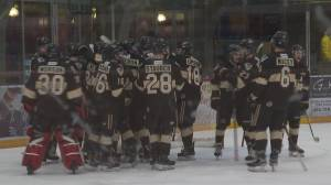 West Kelowna Warriors 2020 Playoff Preview (02:13)