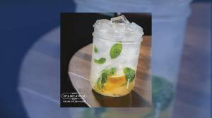 Rebel's Food and Drink mixes up a summer cocktail (05:09)