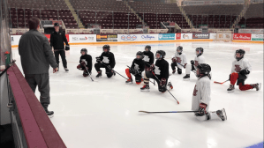 Peterborough Petes offer before-school hockey camp (02:10)