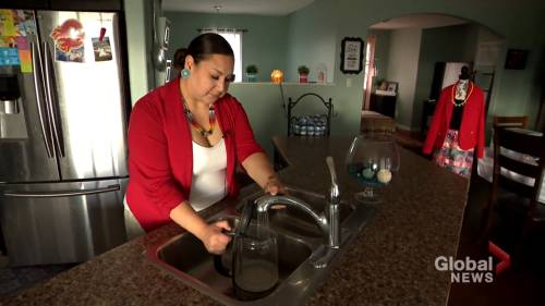 Running out of water, a constant fear for some on Tsuut'ina Nation | Watch News Videos Online