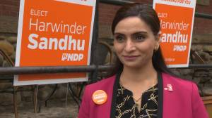 Extended interview with BC NDP candidate for Vernon-Monashee Harwinder Sandhu (05:22)