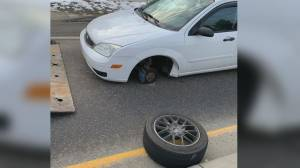 Okanagan student fears lug nuts loosened (01:58)