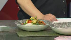 Filistix in the Global Edmonton Kitchen for Downtown Dining Week