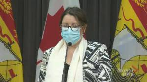 Coronavirus: New Brunswick's COVID-19 outbreak in zone 5 declared over (00:31)
