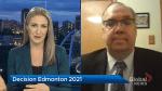 Political scientist Duane Bratt debriefs Alberta's 2021 municipal election, referendum votes