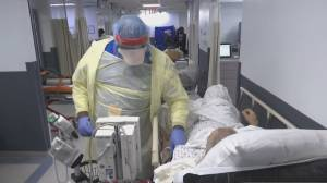 Growing concern amid rising coronavirus cases in Ontario (01:45)