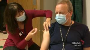 Saskatchewan advocates hope progress doesn't regress as COVID-19 vaccines roll-out (01:57)