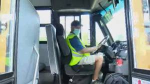 School bus drivers raise concerns over COVID-19