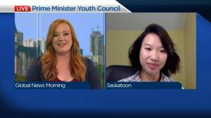 Saskatoon woman joining Prime Minister's Youth Council (03:21)