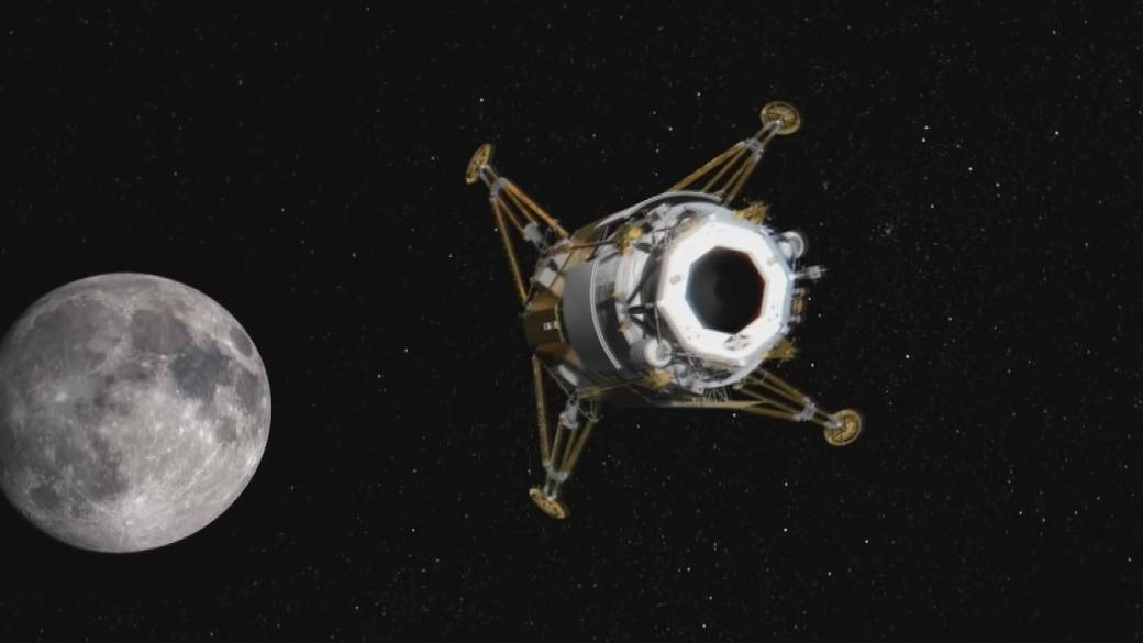Click to play video 'Canada to join moon mission in 2023'