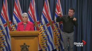 B.C. announces details of $5B coronavirus stimulus package