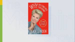 Joan Lunden on her new book 'Why Did I Come into This Room?: A Candid Conversation about Aging' (06:33)