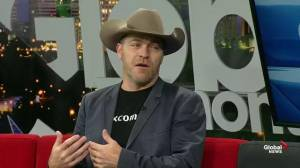 Country star George Canyon on living with type 1 diabetes
