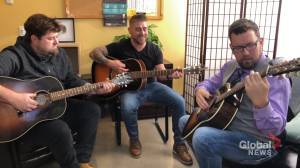 Moncton musician help other men open up about mental health though live show