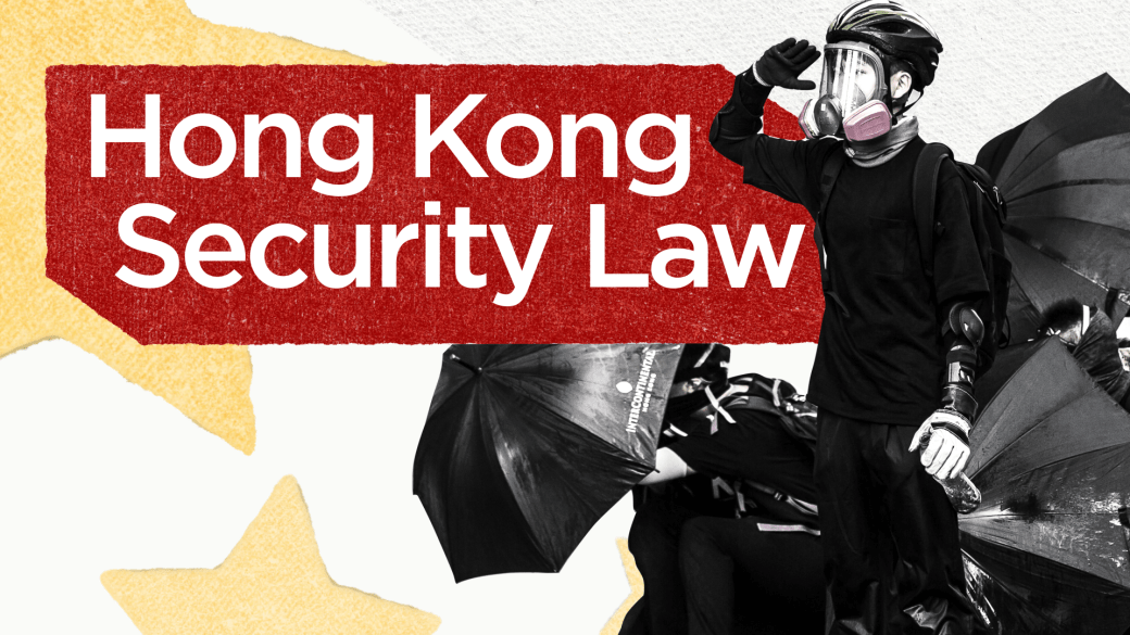 Click to play video 'Hong Kong Security Law: What is it and why is it so controversial?'