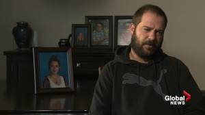 Edmonton family mourns daughter killed in 2018 hit-and-run on Kingsway as trial looms (01:48)