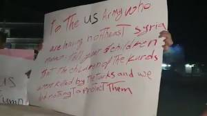'Trump betrayed us': Kurds send angry message as U.S. troops depart
