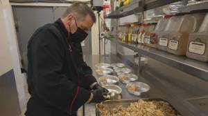 B.C. catering company expands to online & takeout service (01:44)