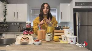 Healthier With Hannah: Healthy Spring Snacking (06:07)
