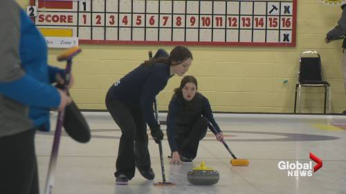 Classic winter sports at the 2020 BC Winter Games | Watch News Videos Online
