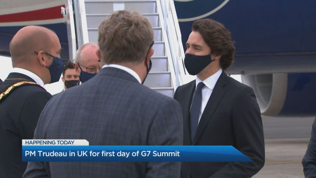 Click to play video: 'What's on the agenda for the G7 summit'