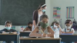 Critics highlight gaps in Ontario's back-to-school preparedness for possible COVID outbreaks (03:59)