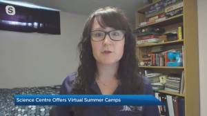 Virtual Summer Camps at Telus World of Science