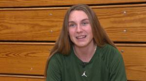 Kingston basketball player ready to lop off locks for charity