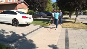 Pickering family among millions of Canadians impacted by vision loss (02:08)