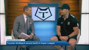 Toronto Wolfpack secure berth in Super League